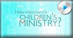 Children's Ministry Promo